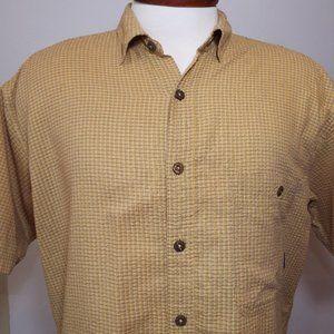 Patagonia Short Sleeve Button Down Shirt